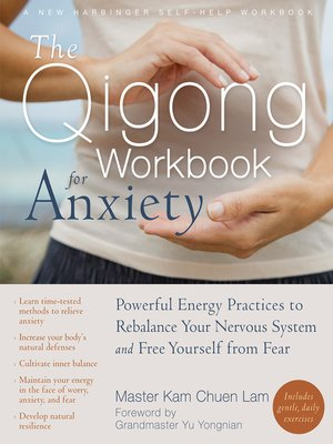 cover image of The Qigong Workbook for Anxiety