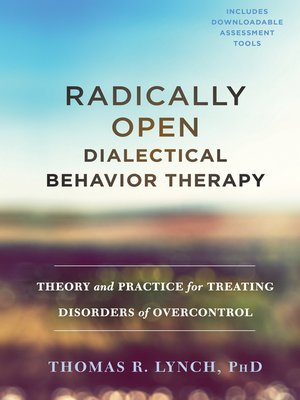 cover image of Radically Open Dialectical Behavior Therapy