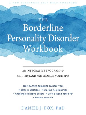 cover image of The Borderline Personality Disorder Workbook