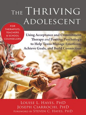 cover image of The Thriving Adolescent