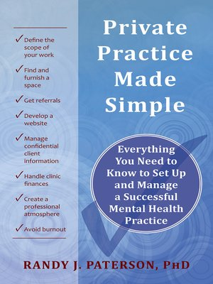 cover image of Private Practice Made Simple