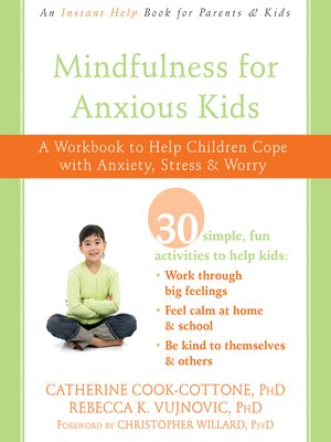 cover image of Mindfulness for Anxious Kids