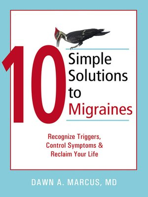cover image of 10 Simple Solutions to Migraines