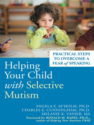 cover image of Helping Your Child with Selective Mutism