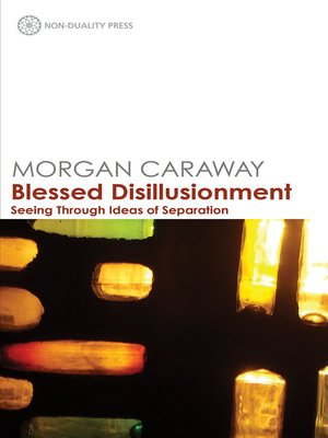 cover image of Blessed Disillusionment