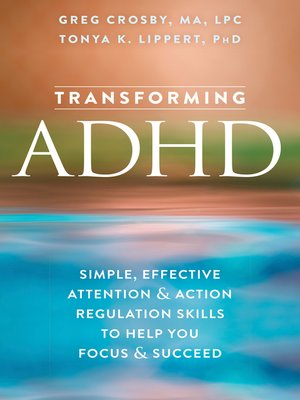 cover image of Transforming ADHD