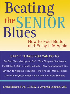 cover image of Beating the Senior Blues
