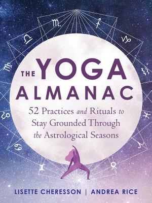 cover image of The Yoga Almanac
