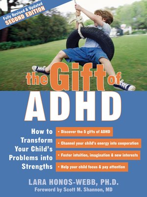 cover image of The Gift of ADHD