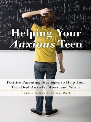 cover image of Helping Your Anxious Teen
