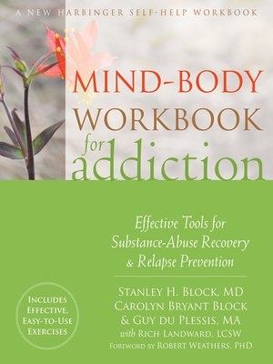 cover image of Mind-Body Workbook for Addiction