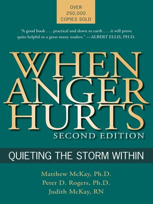 cover image of When Anger Hurts