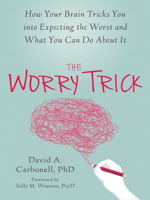 cover image of The Worry Trick