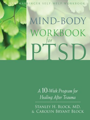 cover image of Mind-Body Workbook for PTSD