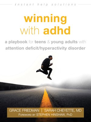 cover image of Winning with ADHD