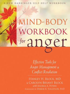 cover image of Mind-Body Workbook for Anger