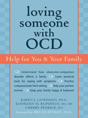 cover image of Loving Someone with OCD