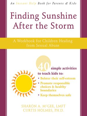 cover image of Finding Sunshine After the Storm
