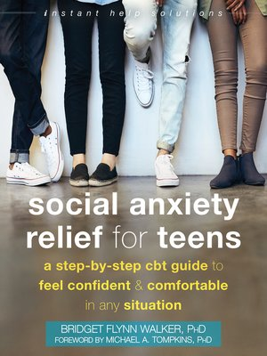 cover image of Social Anxiety Relief for Teens