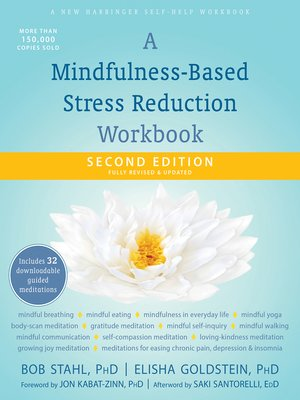 cover image of A Mindfulness-Based Stress Reduction Workbook