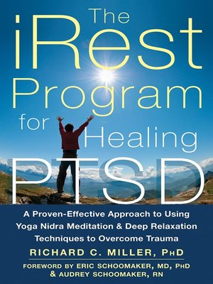 cover image of The iRest Program for Healing PTSD