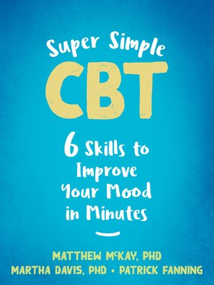cover image of Super Simple CBT