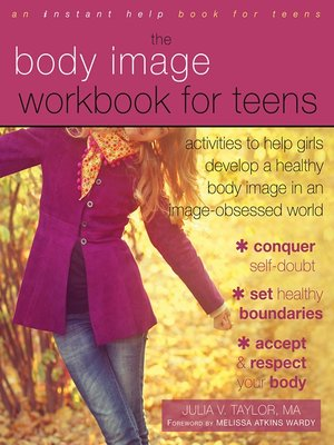 cover image of The Body Image Workbook for Teens