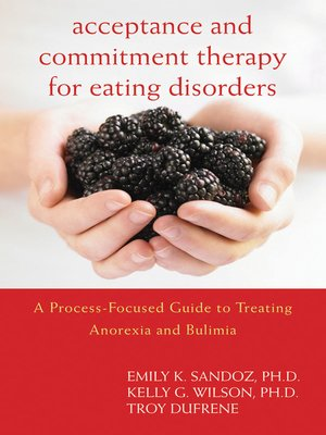 cover image of Acceptance and Commitment Therapy for Eating Disorders