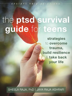 cover image of The PTSD Survival Guide for Teens