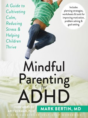 cover image of Mindful Parenting for ADHD