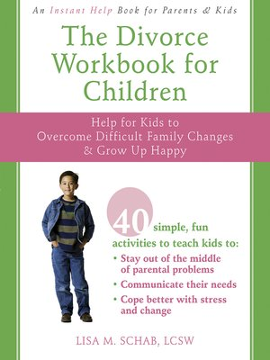 cover image of The Divorce Workbook for Children