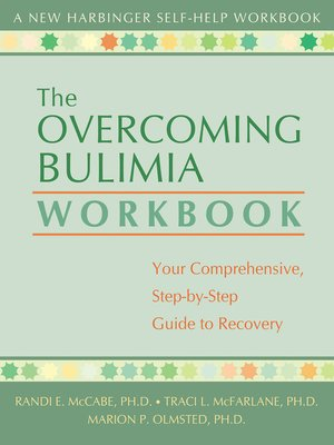 cover image of The Overcoming Bulimia Workbook