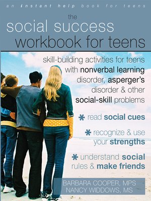 cover image of The Social Success Workbook for Teens