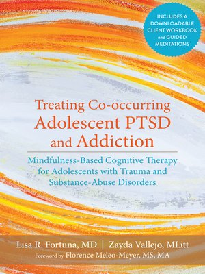 cover image of Treating Co-occurring Adolescent PTSD and Addiction