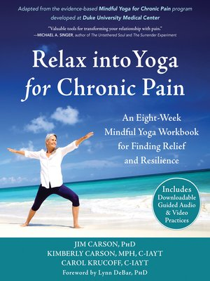 cover image of Relax into Yoga for Chronic Pain