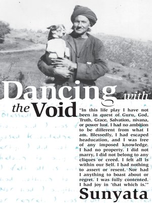 cover image of Dancing with the Void