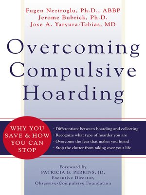 cover image of Overcoming Compulsive Hoarding