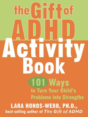 cover image of The Gift of ADHD Activity Book