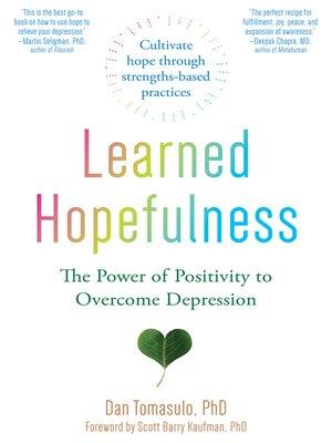 cover image of Learned Hopefulness