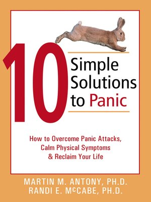 cover image of 10 Simple Solutions to Panic