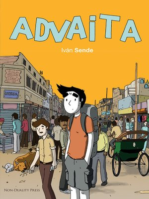 cover image of Advaita