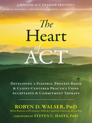 cover image of The Heart of ACT