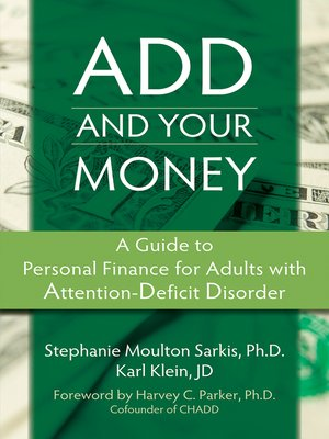 cover image of ADD and Your Money