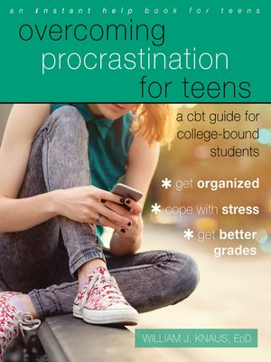 cover image of Overcoming Procrastination for Teens