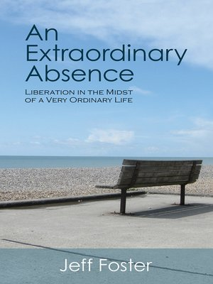 cover image of An Extraordinary Absence