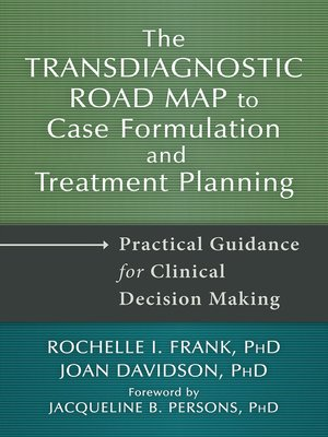 cover image of The Transdiagnostic Road Map to Case Formulation and Treatment Planning