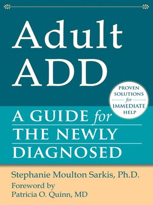 cover image of Adult ADD