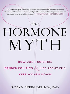 cover image of The Hormone Myth