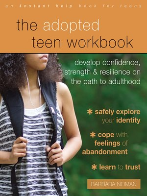 cover image of The Adopted Teen Workbook
