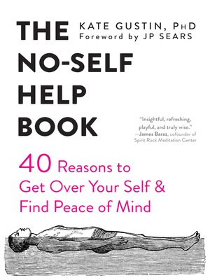 cover image of The No-Self Help Book